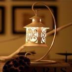 ノーブランド品燭台 スタンド キャンドルホルダー ヴィンテージ キャンドルスタンド インテリア 装飾 灯台 吊り下げ (ホワイト)