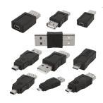 10�����ꡡOTG 5pin Mini �����㡼���Ѵ������ץ��� USB ���� �� �