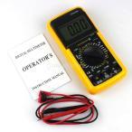 デジタル液晶電気ハンドヘルドマルチメータのAC / DC /オームテスター電流試験