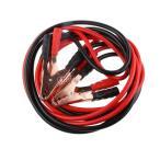ノーブランド品 車 ジャンプスターター適用 緊急 ヘビーデューティ ジャンパー 3.6Mケーブル バッテリー600A(MAX) セーフティー 黒&赤