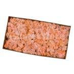 天然乾燥トナカイ苔処理不滅苔工芸diy花の装飾オレンジ
