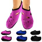 ノーブランド品 水泳 ダイビング ソックス ネオプレン サーフィン ビーチ ブーツ ノンスリップ 全3色4サイズ