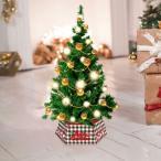 クリスマスツリーリング、クリスマスツリーの襟、人工クリスマスツリーの装飾のためのクリスマスツリーのスカート
