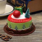 FLAMEER タオルギフトセット ケーキタオル 綿製 コットン 30x30cm クリスマス