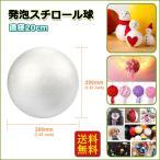 発泡スチロール球 ボール 直径200mm 装飾 モデリング クラフト フォーム 手芸・ハンドメイド用品 手作りアクセサリー 1個入り