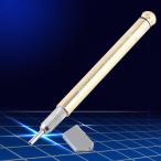 ガラスカッター ガラス切削工具 ガラス切りカッター オイル式 オイル硝子切り オイルスポイト付き