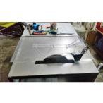 テーブルソー保護カバー木工フリップチェーンのこぎり電動丸鋸透明ダストシールドソーイングマシン.420x220mm