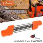 木工オレンジ5.2mm用の簡単なファイルチェーンソー歯チェーン研ぎ器ツール