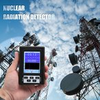 BR-9シリーズ電磁放射線核検出器.emfハンドヘルドデジタルディスプレイガイガーカウンター.フル機能タイプテスター