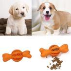 ゴム製 キャンディー ペット フードディスペンサー 猫 子犬 犬 咀嚼 おもちゃ 耐久性 全2サイズ - S