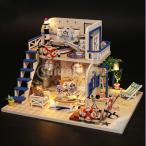 5色選択 高品質 DIY手工芸品 1:24スケール ドールハウス 組み立て アクセサリー - #3