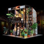 Yahoo!STKショップPerfeclan 木製 1/24スケール ドールハウス家具 ミニチュア 家具 部屋 ヨーロッパスタイル 人形館 5種選択 - #4
