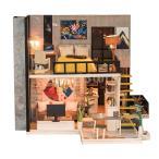 T TOOYFUL 1:24 DIYミニチュア ドールハウス DIYハウス 家具 子供 おもちゃ プレゼント 全6色 - #5
