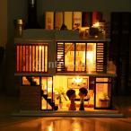子供 誕生日ギフト 手工芸品 ミニチュア 1/24 フィレンツェの町 DIYドールハウスキット