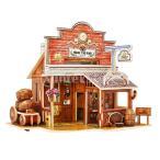 FLAMEER 3Dパズル DIYドールハウス 1:24スケール 組み立て おもちゃ ミニチュア 家具 コレクション 全20カラー - #6