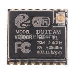 KESOTO ESP-F WiFiモジュール ESP8266 ESP-Fシリアル ワイヤレスWiFiモジュール ESP8266 WiFi IoTモジュール