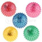 6インチのpvc膨らませたノビー弾球ボールマッサージ感覚ボールキッズおもちゃ