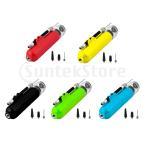 携帯ポンプ 空気入れ ミニポンプ ボールポンプ エアポンプ ポンプニードル ポケットサイズ 全5色