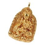 仏教菩薩タラ女神仏教のお守りネックレスチャームペンダント