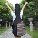 Folk Guitar Waterproof Case Nylon Adjustable Belt Caseに適用アコースティックギターパーツ