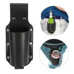 ポータブルpuレザービールホルベルトバッグワインボトル飲料缶ホルダーケース.さまざまな缶と標準ビールボトル