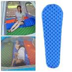 キャンプスリーピングパッドマット.軽量睡眠パッド空気ベッドソフトで耐久性のある屋外空気マットマットレス巾着収納袋