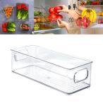 冷蔵庫オーガナイザービン-冷蔵庫オーガナイザービン冷凍庫オーガナイザースタッカブル · ストレージビン冷蔵庫容器パントリー組織