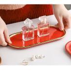 高級ジュエリートレイサービス提供トレイセラミックトレイフルーツケーキ食器プレート表示化粧品結婚式のパーティーの装飾友人ギフト