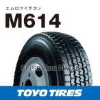 ■トーヨータイヤ M614 7.00R16 10PR チューブタイプ