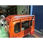 ダイハツ ハイゼット500系標準車・ジャンボ用 鳥居笠木 アルミ縞板仕様