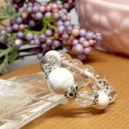 天然石 パワーストーン ジュエリーリング 指輪 ホワイトターコイズ