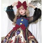 ゴシック ハロウィン 仮装 ゴスロリ かわいい ウサギ 兎