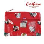 ショッピングキャスキッドソン キャスキッドソン マチなしポーチ 767231 Pencil Case Alice Hearts ディズニー アリス コラボ   Cath Kidston ag-1361