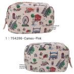 キャスキッドソン コスメティック バッグ 754255 754286Cath Kidston 化粧ポーチ Cosmetic Bag  ag-1375