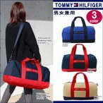 トミーヒルフィガー バッグ 69261581 ビッグボストン ラージサイズ スタンダードデザイン 2way ショルダー トミー メンズレディース TOMMY HILFIGER ag-757300