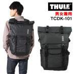 スーリー THULE バッグ リュック TCDK-101 Dark Shadow Covert DSLR デジタル一眼レフ・カメラ用ロールトップ式バックパック Crossover デイバッグ ag-863900