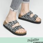 あすつく商品 BIRKENSTOCK ビルケンシュトック 靴  Papillio パピリオ ARIZONA 1005061 プラットフォーム サンダル ヒョウ柄 レディース