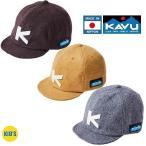 あすつく商品KAVU カブー  ウール ベースボールキャップ アメカジ クラシック野球帽子 日本製
