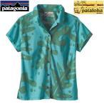 あすつく商品 Patagoniaパタゴニア ウィメンズ クラシック パタロハ シャツ Women's Classic Pataloha・Shirt 52590