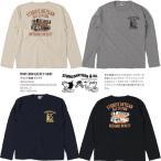 STUDIO D'ARTISAN ステュディオダルチザン 通販 長袖Tシャツ 9903B プリントロンT レプリカ アメカジ デニム