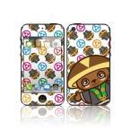 シーンスキン Scene Skins iPhone4/4S専用 八王子ゆるキャラ たき坊01