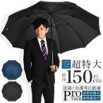 傘 メンズ 大きい 高密度撥水 耐風 かさ カサ