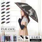 日傘 折りたたみ 完全遮光 軽量-商品画像