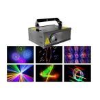【RGBミドルカラーレーザー1W高出力/SD付】舞台照明/業務用/ホール/イベント
