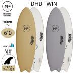 ミックファニング ソフトボード サーフボード DHD TWIN 6'0 ディーエイチディー ツイン MICK FANNING 2021年 MF soft boards 日本正規品