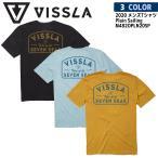 20 VISSLA ヴィスラ Tシャツ Plain Sailing プレーンセーリング ポケット Tシャツ 半袖 メンズ 2020年春夏 品番 M482OPLN20SP 日本正規品