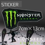 ����200�߲�ǽ MONSTER ENERGY(��󥹥������ʥ���) ���������� STICKER ���ƥå��� D-3 �ץ��ȥ��ƥå��� ������ �����ƥå��� ��7cm����13cm