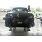 Audi 2012~後期 B8 A5 S5用 カーボンリップスポイラー タイプ2 送料無料