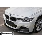 BMW 3シリーズ F30/F31 Mスポ用 パフォーマンスタイプ カーボンスポイラー 綾織