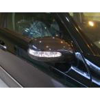 ベンツ W211 W203 リアルカーボン ミラーカバー  C32 E320